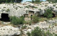 13,1 - Montescaglioso -Il santuario della Madonna della Murgia, nella Murgia