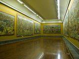 147 -Napoli -Museo di capodimonte - La sala degli arazzi D'Avalos-