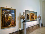 148- Napoli -Museo di capodimonte -Una sala dell'appartamento reale-(appartamento-reale4)