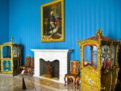 149 - Napoli -Museo di capodimonte- Una sala dell'appartamento reale-(appartamento-reale3)