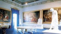 150 -Napoli -Museo di capodimonte - Le aree oggetto di concessione all'interno del Museo di Capodimonte in uso a privati sono- Salone dei Camuccini Salone delle Feste Sala della Culla 1