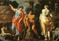 159 -Museo di Capodimonte, Napoli- Annibale Carracci, Ercole al Bivio, 1596 circa.