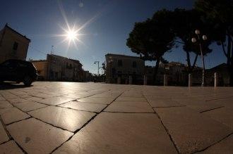 12 - Centro storico a Venosa, la via Appia