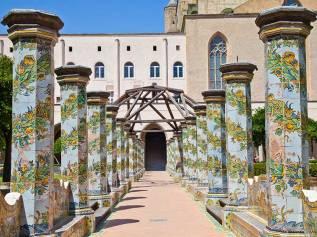 16 - Napoli - Monastero di Santa Chiara