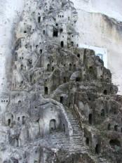 16 - Ai Sassi di Matera patrimonio dell'Unesco.-