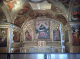 207 -Napoli - Interno del Castel Nuovo- Cappella delle Anime al Purgatorio