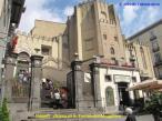 20 - Napoli. Chiesa di-S-Domenico-Maggiore in Piazza Maggiore.