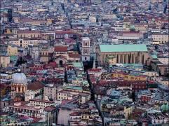 22- NAPOLI-SPACCANAPOLI, LA CAPPELLA SAN SEVERO, PIAZZA DEL PLEBISCITO