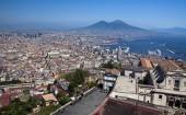 2 - Napoli, panorama dalla Certosa di San Martino