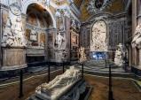 24-Napoli - La Cappella di Sansevero è uno degli edifici più belli di Napoli, custode di misteri che ancora oggi non cessano di interrogare gli studiosi