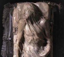 28 - Cappella Sansevero--Christo velato.