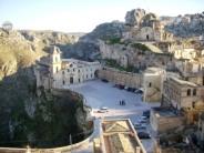 34 - Panorama chiese rupestri-