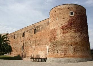 23 - Pisticci- Castello S. Basilio.