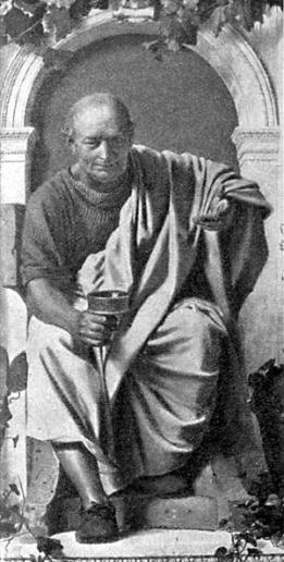 22 - Orazio nacque l'8 dicembre del 65 a.C. a Venosa, colonia romana -