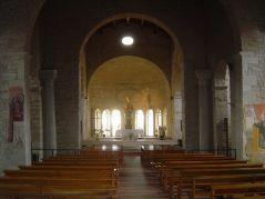 28 -Venosa- interno-Abbazia della Trinità