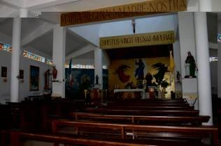 31 - Chiesa di Cristo Re.- interno