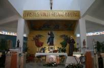 32 - Chiesa di Cristo Re--interno