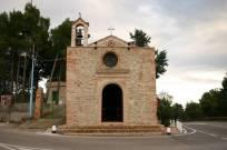 33 - Pisticci-Chiesa rurale di San Leonardo- Chiesa di San Leonardo: fondata intorno all'anno 1000 dai Normanni. Restaurata recentemente si trova fuori dall'abitato di Pisticci