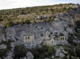 41 - Matera - Chiesa Rupestre del Santissimo Crocifisso alla Selva