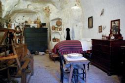 27 - Casa Grotta nei Sassi- interno