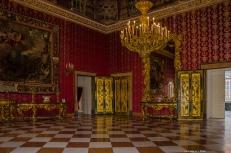 42 -Napoli. Palazzo Reale - La Sala Diplomatica-