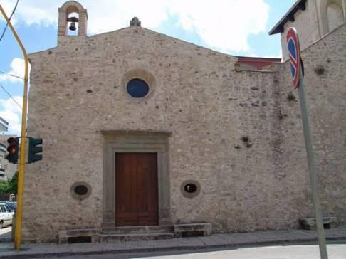 54 - Venosa - Chiesa di San Michele Arcangelo.-.