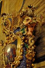 48 - Salone Palazzo Reale. particolare d'Ercole-