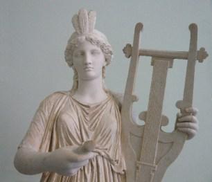 82- Una Statua del Museo Archeologico Nazionale di Napoli