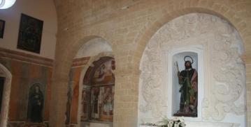 10 -Montescaglioso. Chiesa della Madonna delle Grazie-