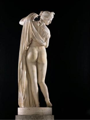 84 - Afrodite Callipige,Museo Archeologico Nazionale, Napoli.