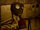 112 -Napoli -Maschera nel sottosuolo