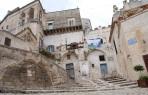 53 - Matera-Via Fiorentini nel centro storico