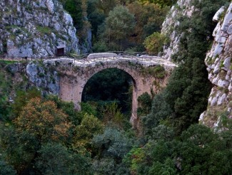 17 - Ponte di Muro Lucano il fratello minore