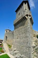 9 - Città di San Marino- Prima Torre o Rocca Guaita