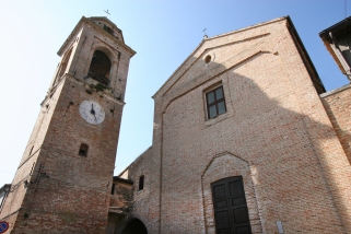 14- Chiesa di San Michele Arcangelo, Mondaino