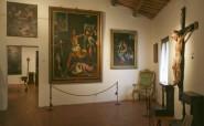 16- Saludecio-Il Museo di Saludecio e del Beato Amato Ronconi (Rimini), inaugurato nel 2001, è allestito nel torrione attiguo alla Chiesa parrocchiale di San Biagio (1794 - 1800)