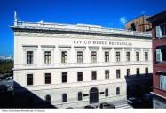 44 -Trieste - Museo Revoltella - Galleria d'Arte Moderna- Il Museo Revoltella è una galleria d'arte moderna di Trieste. Fu la casa dove visse il barone Pasquale Revoltella il quale alla sua morte, avvenuta nel 1869, la lasciò alla città