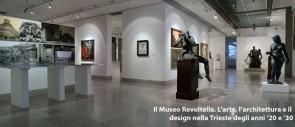 45 -Trieste - Museo Revoltella Architettura-Arte-Design