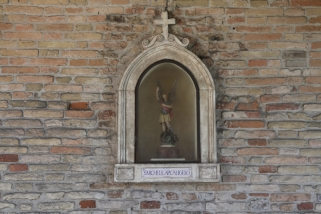 16 - Chiesa San Michele Arcangelo - mondaino