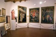 17- Sala del Museo di Saludecio e del Beato Amato Ronconi