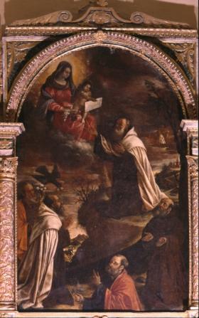 17 - Madonna del Carmine, Chiesa di San Michele Arcangelo, Mondaino