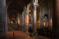 17 - San Leo, interno del Duomo