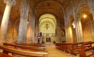 18 - San Leo, interno del Duomo