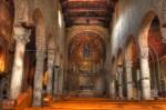 17 - Trieste. Cattedrale di San Giusto. navata sinistra.