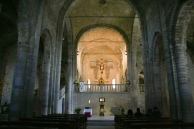 19 - San Leo, interno del Duomo