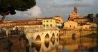 22- Rimini. Il Ponte di Tiberio, il monumento romano simbolo della città -