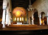 18 - Trieste. Interno cattedrale di San Giusto