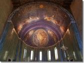 19 -Trieste. Cattedrale di San Giusto. interno mosaico