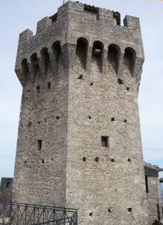 20 -La Torre della Rocca Cesta di San Marino