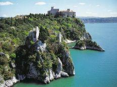 72 - Trieste - Castello di Duino